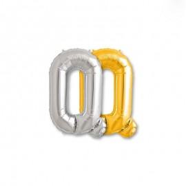 Ballon Mylar Lettre Q 81 cm
