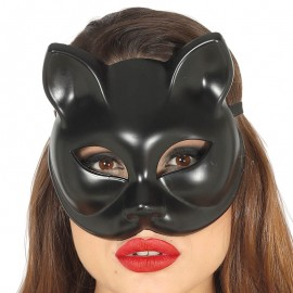 Masque Noir De Chat