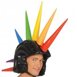 Cresta Hinchable Multicolor