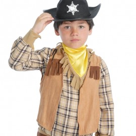 Gilet Cowboy Enfant