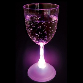 Coupe de Vin à Lumière Led