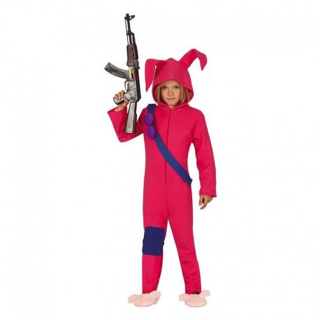 Déguisement de Lapin Soldat Enfant