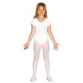 Déguisement Justaucorps Blanc Enfant