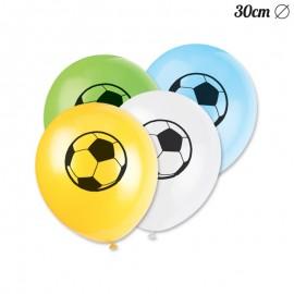 8 Ballons Football 30 cm