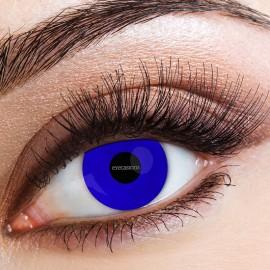 Lentilles Bleu Electrique Quotidiennes