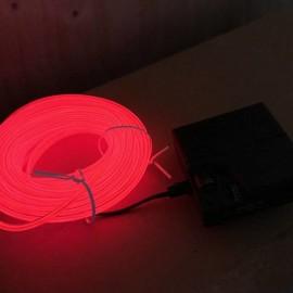 Câble à Leds Fluorescentes de 10 m