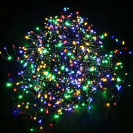 1000 Led Multicolores Extra 20 m