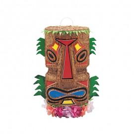 Pinata Forme Totem Polynésien