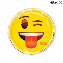 Ballon Avec Emoji Clin d'Oeil 46 cm