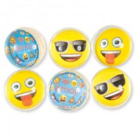 6 Balles Rebondissantes Avec Emoticônes