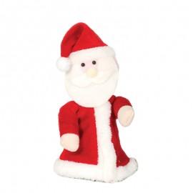 Père Noël Dansant avec Musique 20cm