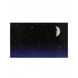 Fond Crèche Nuit 60x100cm