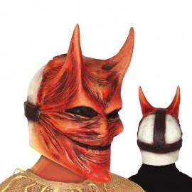 Masque Luzbel en Latex
