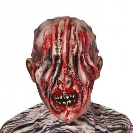 Masque de Zombie sans Yeux en Latex