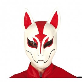 Masque de Renard en Latex