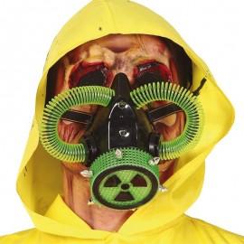 Masque à Gaz Radioactif