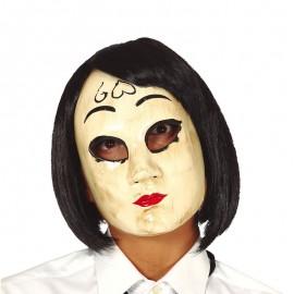 Masque Femme avec Coeur