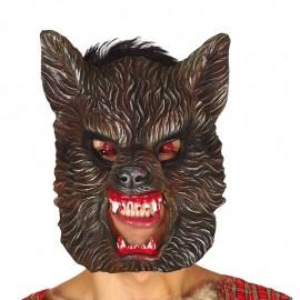 Masque Loup Mousse