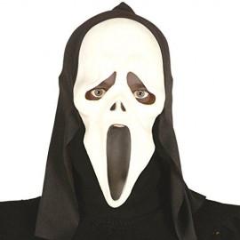 Masque avec Capuche Couteau Assassin