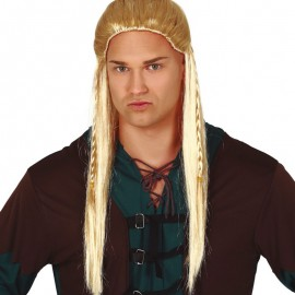 Perruque Blonde Archer en Boîte
