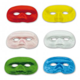 Masque de Soie Multicolore