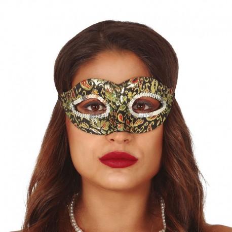 Masque Or Noir