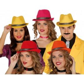 Chapeaux Gangster Assortis
