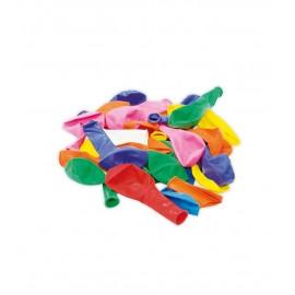 100 Ballons Caoutchouc