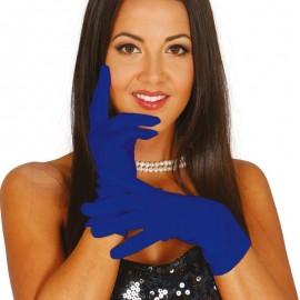 Gants Bleus Marine 20 Cm