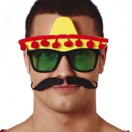 Lunettes Mexicaines avec Sombrero