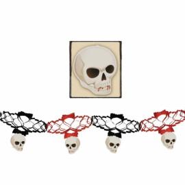 Guirlande Crâne 50 x 200 cm