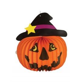 Lampion Halloween 17 cm