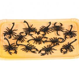 Sac 12 Scorpions 7cm