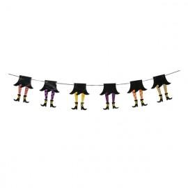 Guirlande Jambes de Sorcière 210 cm