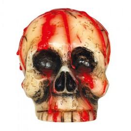 Bougie Crâne 10 cm