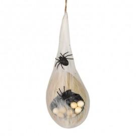Oeufs d'Araignée avec Toile Lumineus 40 cm