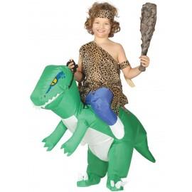 Déguisement Dinosaure Gonflable Enfant