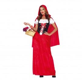 Déguisement du Petit Chaperon Rouge Femme