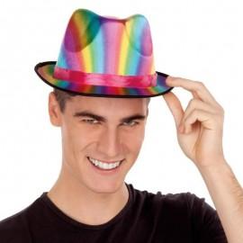 Chapeau de Gangster Multicolore