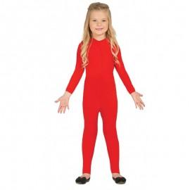 Combinaison Rouge pour Enfant