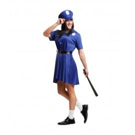Déguisement de Policière pour Homme
