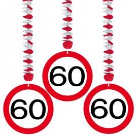3 Pendentifs 60 Traffic