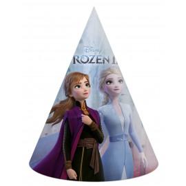 6 Chapeaux de La Reine des Neiges 2