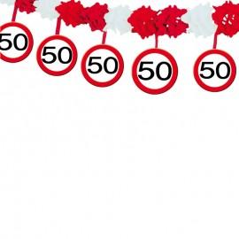 Guirlande 50 Traffic