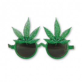 Lunettes Rondes Marijuana