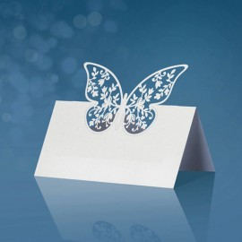 10 Cartes Papillons 9 x 7,3 cm