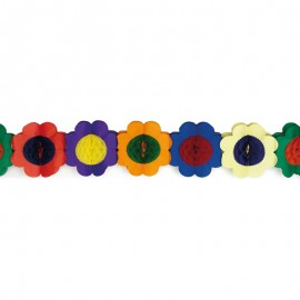 Guirlande Forme Fleur 3 mètres