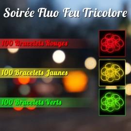 5222e319535f21 Bracelets Fluorescents Pas Chers - FeteMix