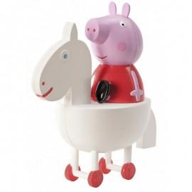 Figurine Peppa Pig Cheval