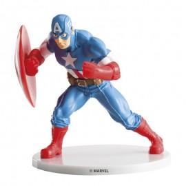 Figurine Captain America Avengers 8,5 cm